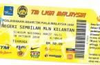 Tiket Perlawanan Akhir Piala Malaysia Mula Dijual 2