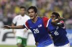 Piala Suzuki AFF 2010: Malaysia Menewaskan Indonesia 3 - 0 Dalam Perlawanan Akhir Pertama 2