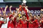 UEFA Euro 2012: Sepanyol 4 Itali 0 8