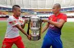 Kamarul Ghairah Julang Piala 1
