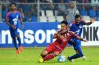 Juara Piala AFC 2015 Dimalukan Oleh Pasukan India Bengaluru 3 - 1 8