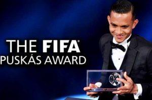 Faiz Subri Memenangi Anugerah Puskas FIFA 2016 23