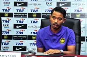 Safiq Kembali Pimpin Skuad Harimau Malaya 25